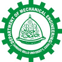 Mechanical Engineering Department, A.B.U. Zaria